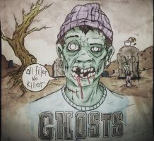 ghosts demo cover by curiouslyindifferent