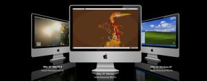 iMac 24' Icons by onoflalks