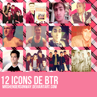 +BTR Icons. by MrsHendersonWay