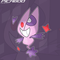 ??? Picaboo by SteveO126