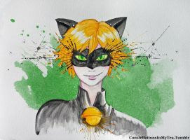 Love Like You - Chat Noir by yuuyami-artist