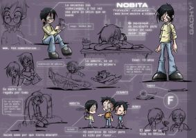 ...NOBITA... by GACHY-CELTA