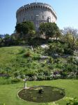 Round Tower at Windsor Castle by consine