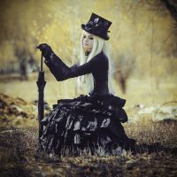 Dark autumn by SelenaAdorian