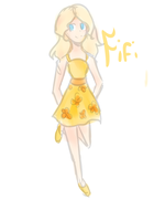 Fifi by Angelwing8