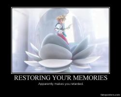 Kingdom Hearts Demotivational by Klonoahedgehog