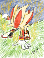 Super Shadow by Redpadna