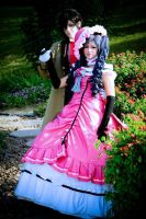 Kuroshitsuji: Lady and Tutor by sasu89