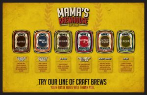Mama's Brewhouse by mattnagy