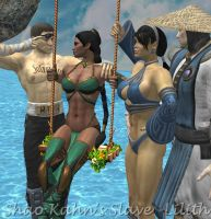 Mortal Kombat Group Request by ShaoKahnsSlaveLilith