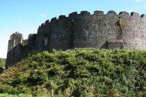 Restormel Castle 10 - Stock by GothicBohemianStock