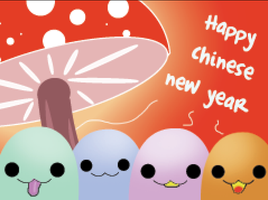 Happy new year 2009 by ruinlord