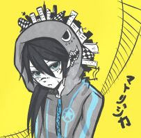 BRS - Matryoshka cosplay by Moeki-chan