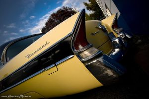 56 Packard Fin by AmericanMuscle
