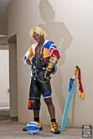 Tidus by Chaos5555555555
