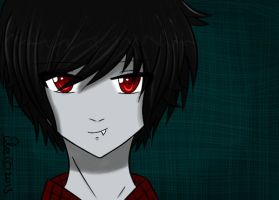 Marshall Lee by crazyspeck