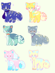 Set Price Adopts!! Open! by gottiger