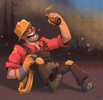 Engineer Commission 2! by ragweed