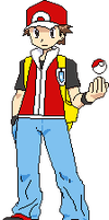 Pokemon trainer 1 by Yunii00