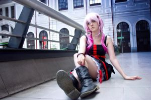 Guilty Crown:. Euterpe by Yuiie