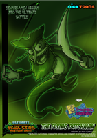 Nicktoons - The Flying Dutchman by NewEraOutlaw
