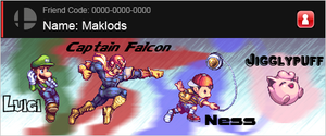My Smash card by Maklods