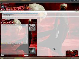 MSN 8.5 Devil My Cry by marcoblade