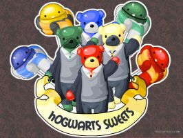 HP: Hogwarts Sweets by kittengodzilla