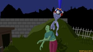 MediEvil Zombie Attack! by RAWTalent93
