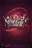 . Coca Cola Evento Insultos by Raczso