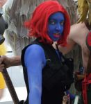 Mystique @ C2E2 2012 by MonkeySquadOne