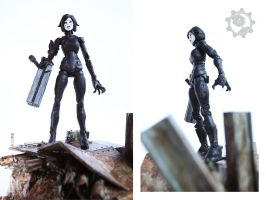 Sanakan with stand base _2 by chophead