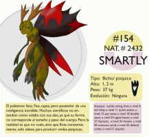 Pokemon oryu 154 Smartly by shinyscyther