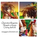 SNK: Operation Requiem by xiaoyugaara