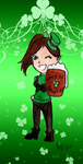 Happy St Patrick's day 2015 by Maggy-mitchi