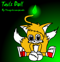 Cute Tails Doll 4 by Themysteriouspirate