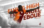 Emmanuel Eboue by drifter765