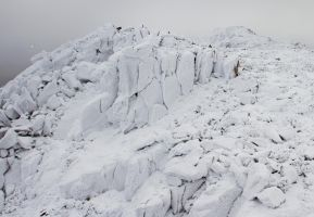 The Summit of Colins Bonnet by tasphoto