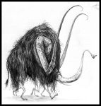 miniscule mammoth by tom-monster
