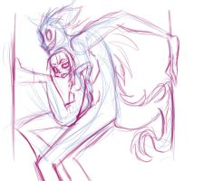 WIP L'tor and Harper by lexet