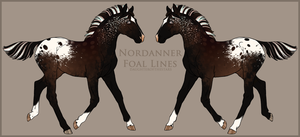 Nordanner Foal A1349 by soulswitch