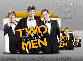 Two and a half Men Folder Icon by atty12