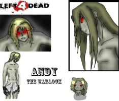 L4D: Andy the warlock by Kalix5
