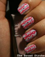 Springy Stripes and Dots by ProlificMuse