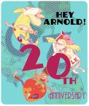 20th anniversary Hey Arnold! by knknknk