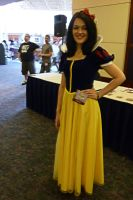 AWA 2012 Cosplayers - Snow White by LordNobleheart