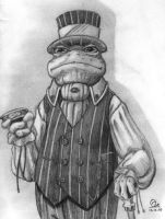 Mr. Toad by AristidesSystem