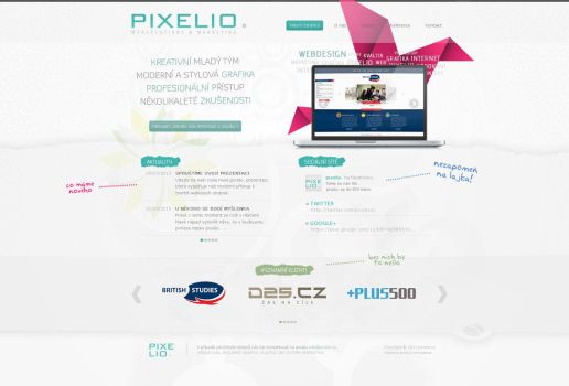pixelio. websolutions and marketing by Ingnition