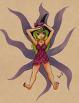 Happy Halloween, traditional way! by SuperGuro