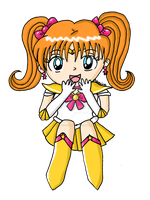 Chibi Sailor Mereope by Animecolourful